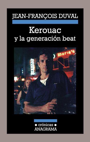Kerouac y la generación beat - cover