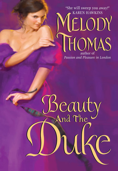 Beauty and the Duke - cover