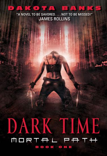 Dark Time - cover