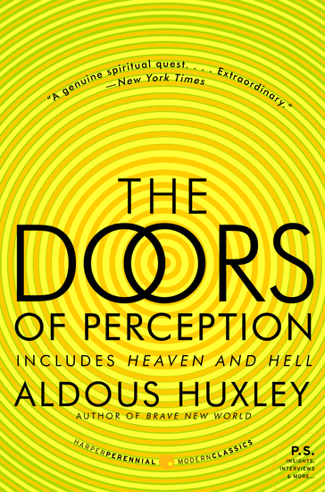 The Doors of Perception and Heaven and Hell - cover