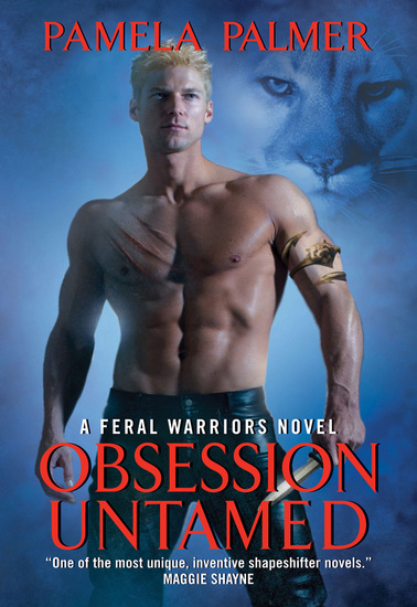 Obsession Untamed - A Feral Warriors Novel - cover