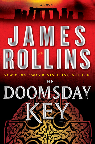The Doomsday Key - A Sigma Force Novel - cover