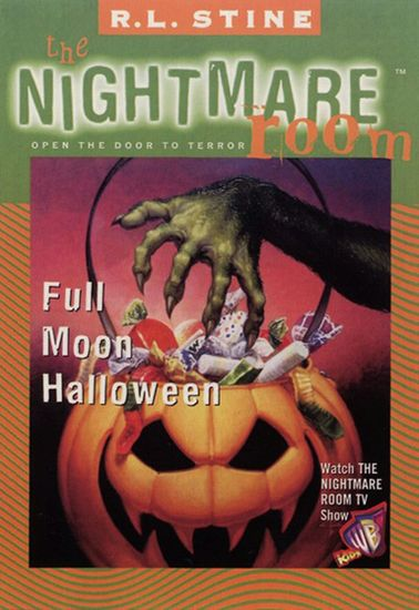 The Nightmare Room #10: Full Moon Halloween - cover