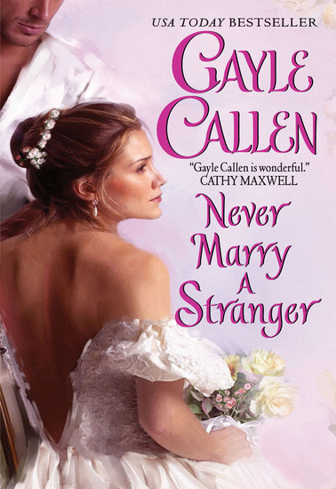 Never Marry a Stranger - cover