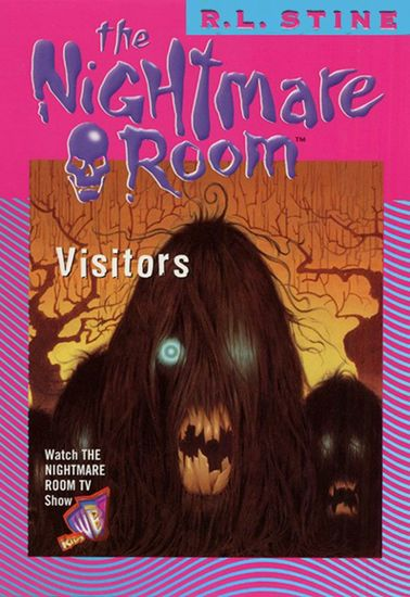 The Nightmare Room #12: Visitors - cover
