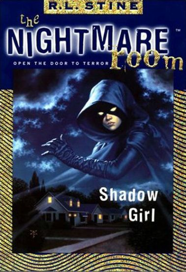 The Nightmare Room #8: Shadow Girl - cover