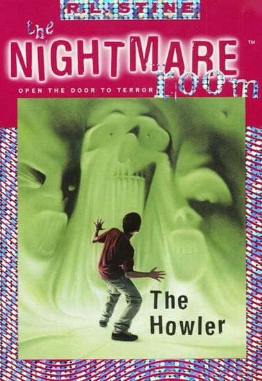 The Nightmare Room #7: The Howler - cover
