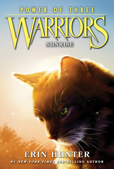 Warriors: Power of Three #6: Sunrise - cover