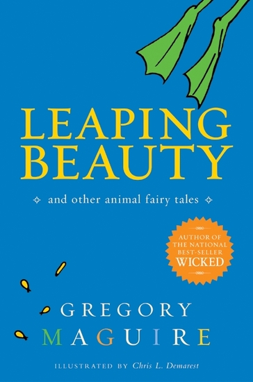 Leaping Beauty - And Other Animal Fairy Tales - cover