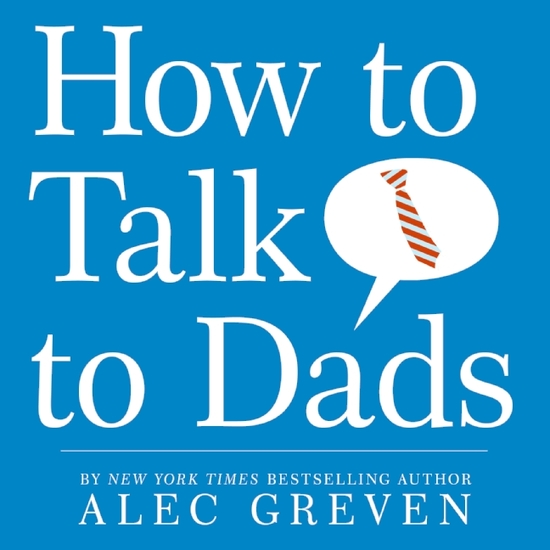 How to Talk to Dads - cover