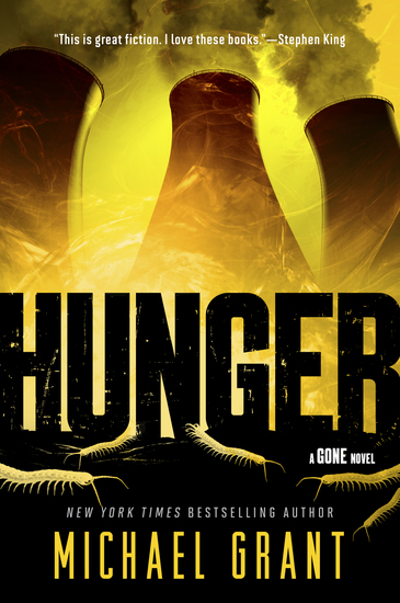 Hunger - cover