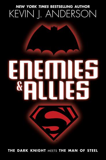 Enemies & Allies - A Novel - cover
