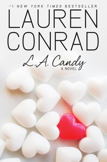 LA Candy - cover