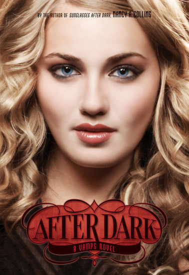 Vamps #3: After Dark - cover