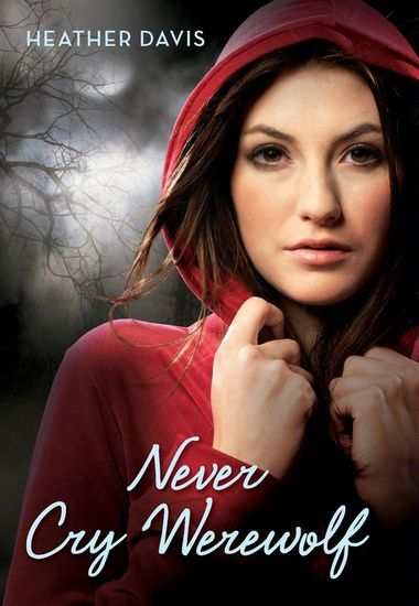 Never Cry Werewolf - cover