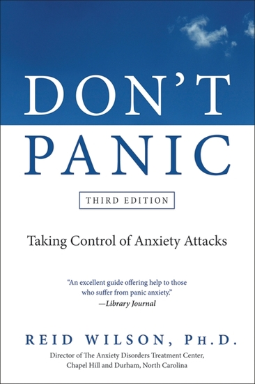Don't Panic Third Edition - cover