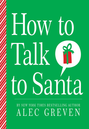 How to Talk to Santa - cover