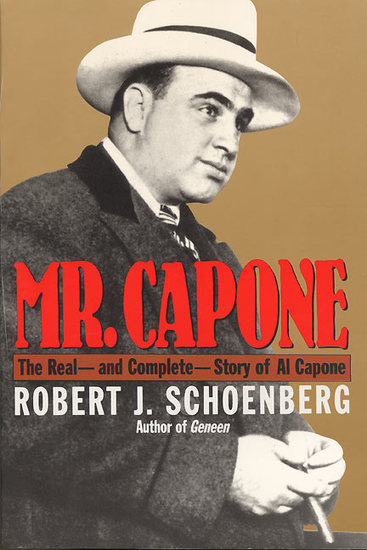 Mr Capone - cover
