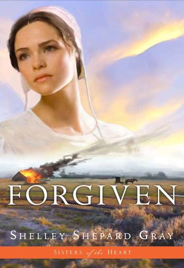 Forgiven (Sisters of the Heart Book 3) - cover