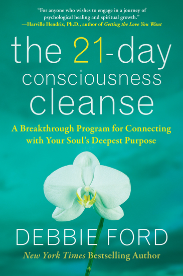 The 21-Day Consciousness Cleanse - cover