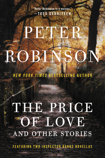 The Price of Love and Other Stories - cover