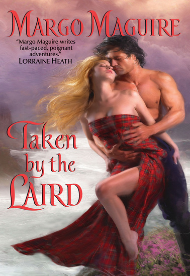 Taken By the Laird - cover