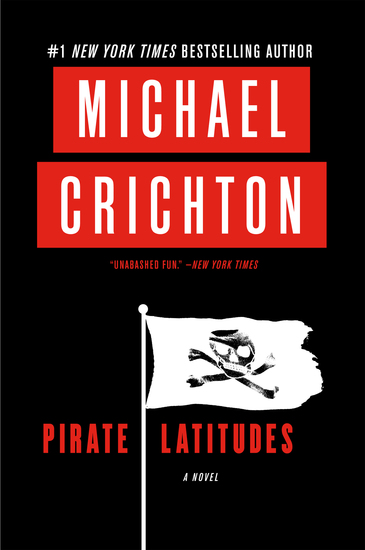 Pirate Latitudes - A Novel - cover