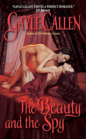 The Beauty and the Spy - cover