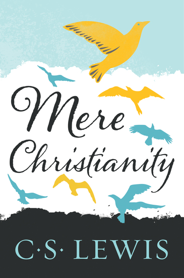 Mere Christianity - cover