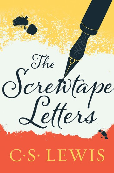 The Screwtape Letters - cover