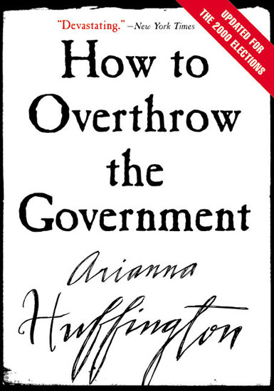 How to Overthrow the Government - cover