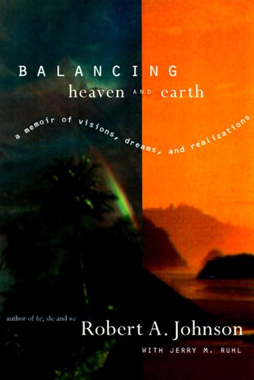 Balancing Heaven and Earth - A Memoir - cover