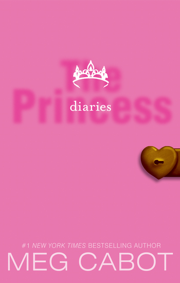 The Princess Diaries - cover