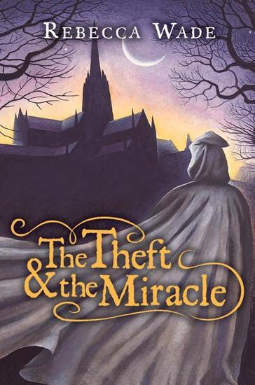 The Theft & the Miracle - cover