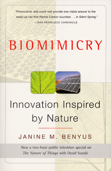 Biomimicry - Innovation Inspired by Nature - cover