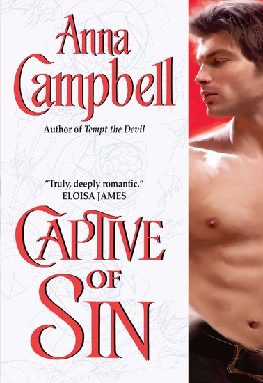 Captive of Sin - cover
