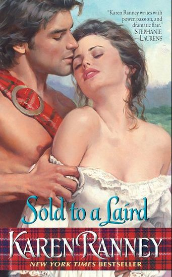 Sold to a Laird - cover