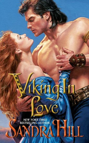 Viking in Love - cover