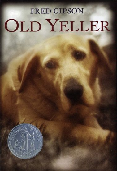 Old Yeller - cover