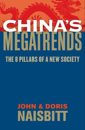 China's Megatrends - The 8 Pillars of a New Society - cover