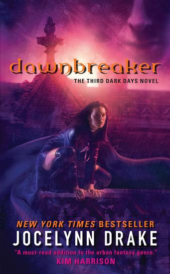 Dawnbreaker - cover