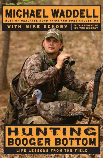 Hunting Booger Bottom - Life Lessons from the Field - cover