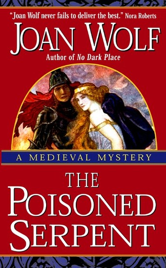 The Poisoned Serpent - cover