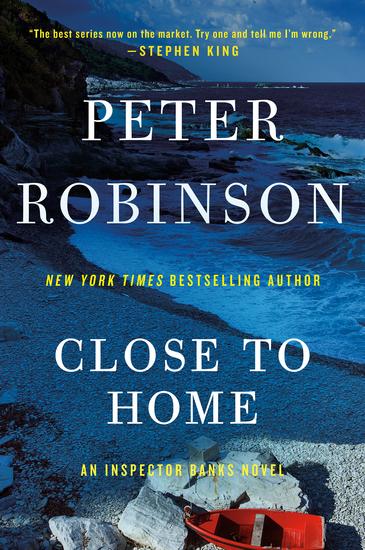 Close to Home - A Novel of Suspense - cover