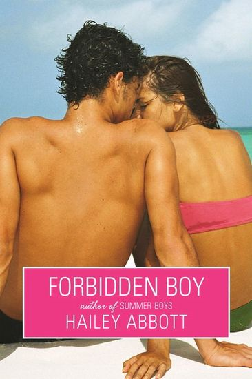 Forbidden Boy - cover