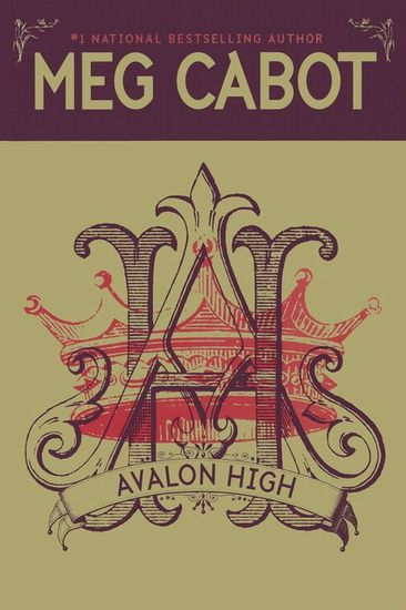 Avalon High - cover