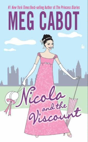 Nicola and the Viscount - cover