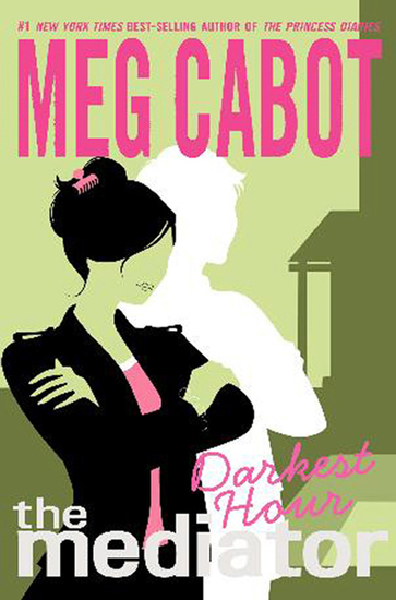 The Mediator #4: Darkest Hour - cover