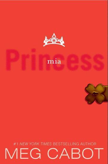 The Princess Diaries Volume IX: Princess Mia - cover