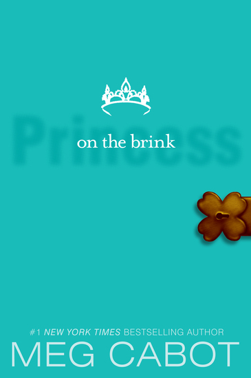 The Princess Diaries Volume VIII: Princess on the Brink - cover